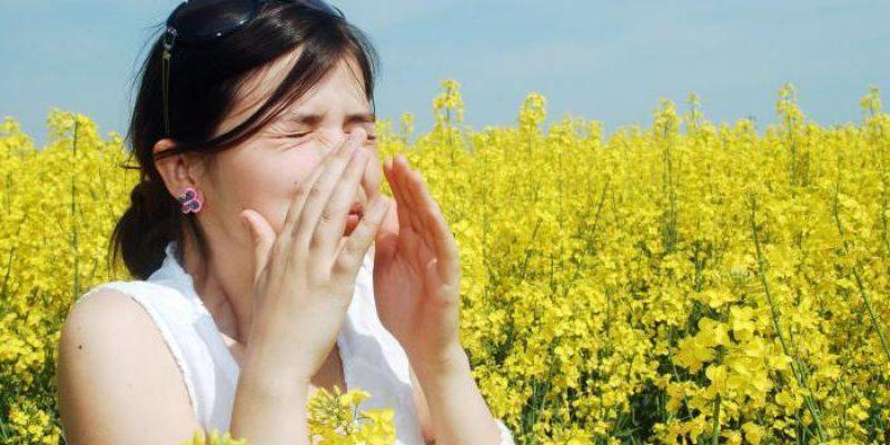 Аллергия у взрослых людей
