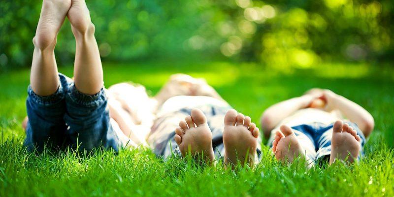 Плоскостопие у детей и взрослых