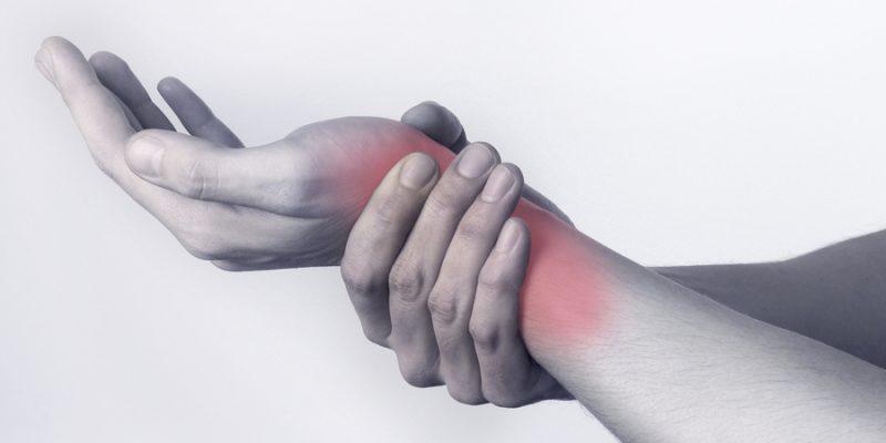 Травмирование пальцев и кисти