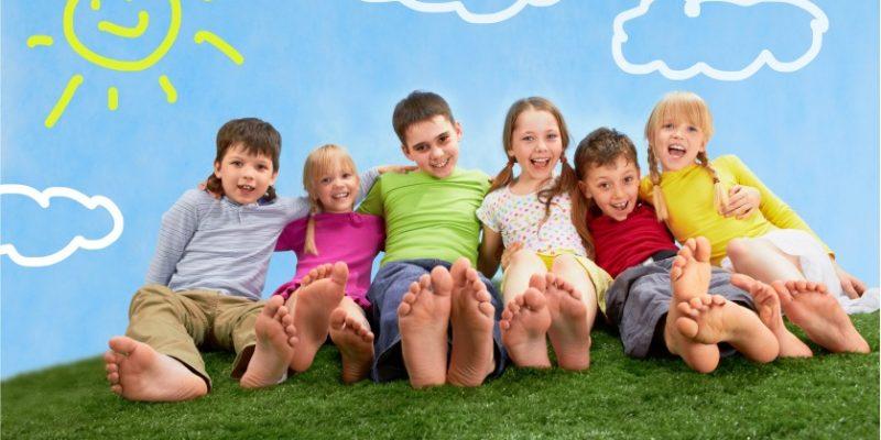 Упражнения при тяжелой степени косолапости у детей